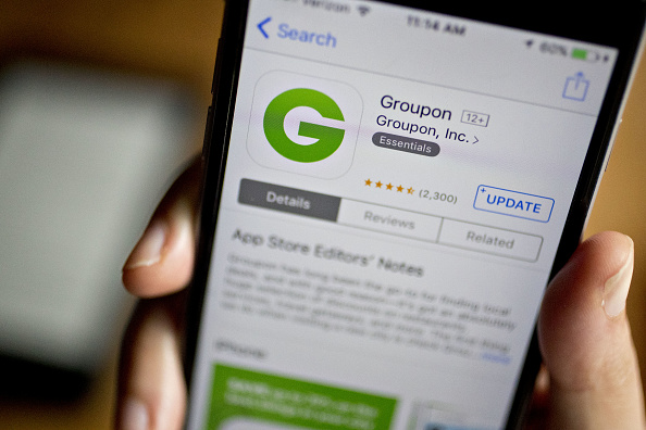 Groupon used a racial slur on its site, causing #ShutdownGroupon to trend