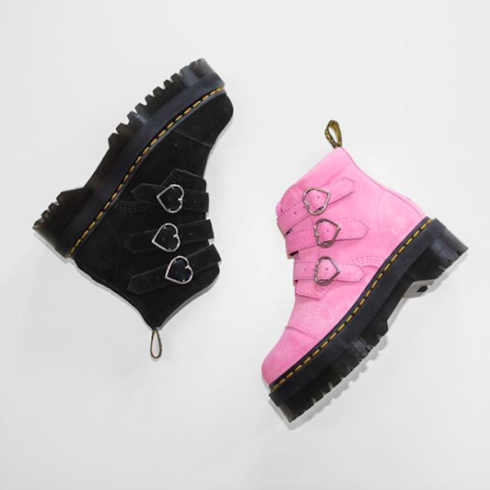 heartboots