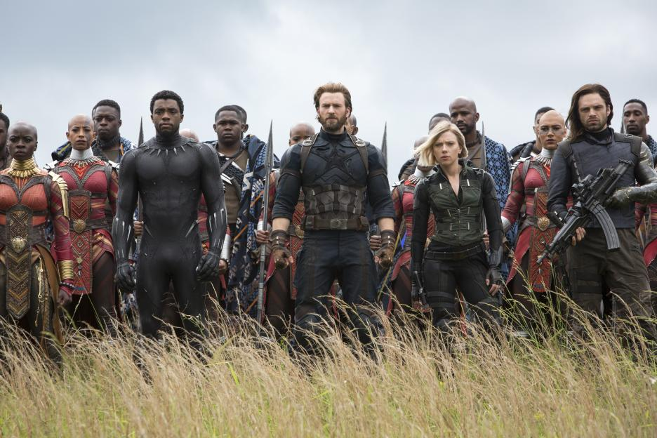 Photo of Avengers: Infinity War Cast