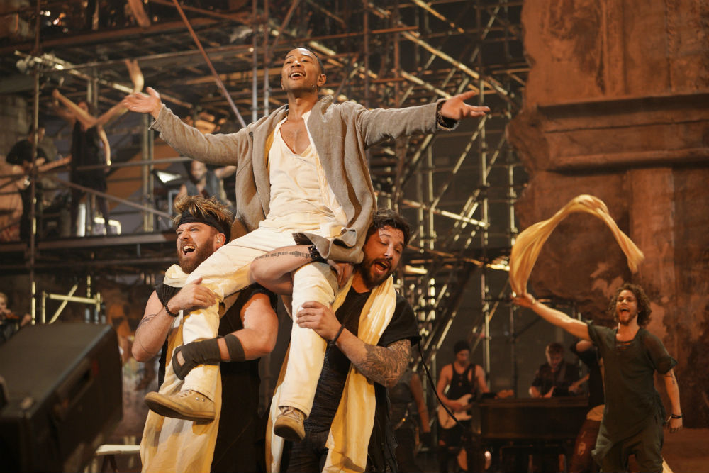 Picture of What Time is Jesus Christ Superstar Live