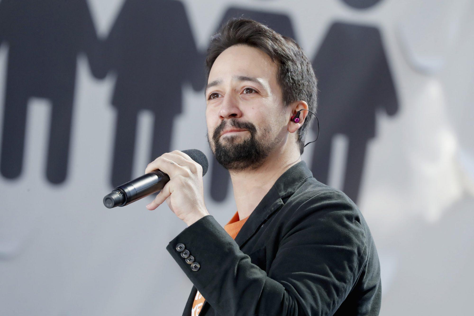 Photo of Lin-Manuel Miranda