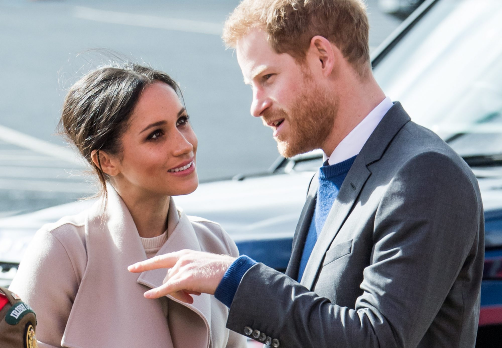 Photo of Meghan Markle and Prince Harry