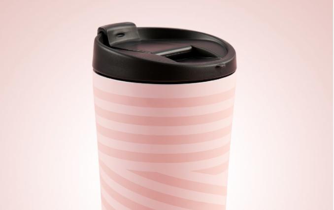 Starbucks Millennial Pink Tumblers