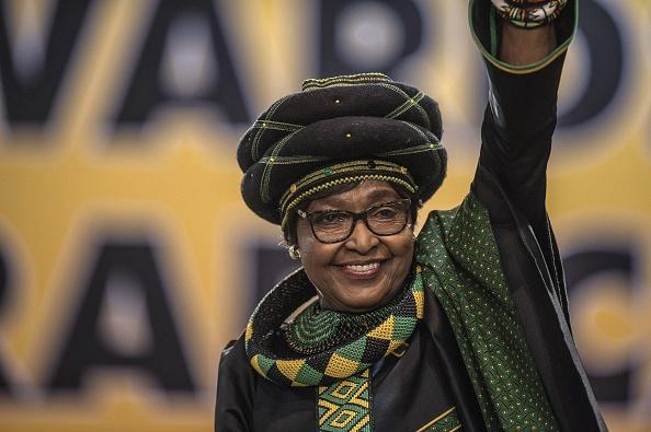 Anti-apartheid activist Winnie Mandela died today at the age of 81.