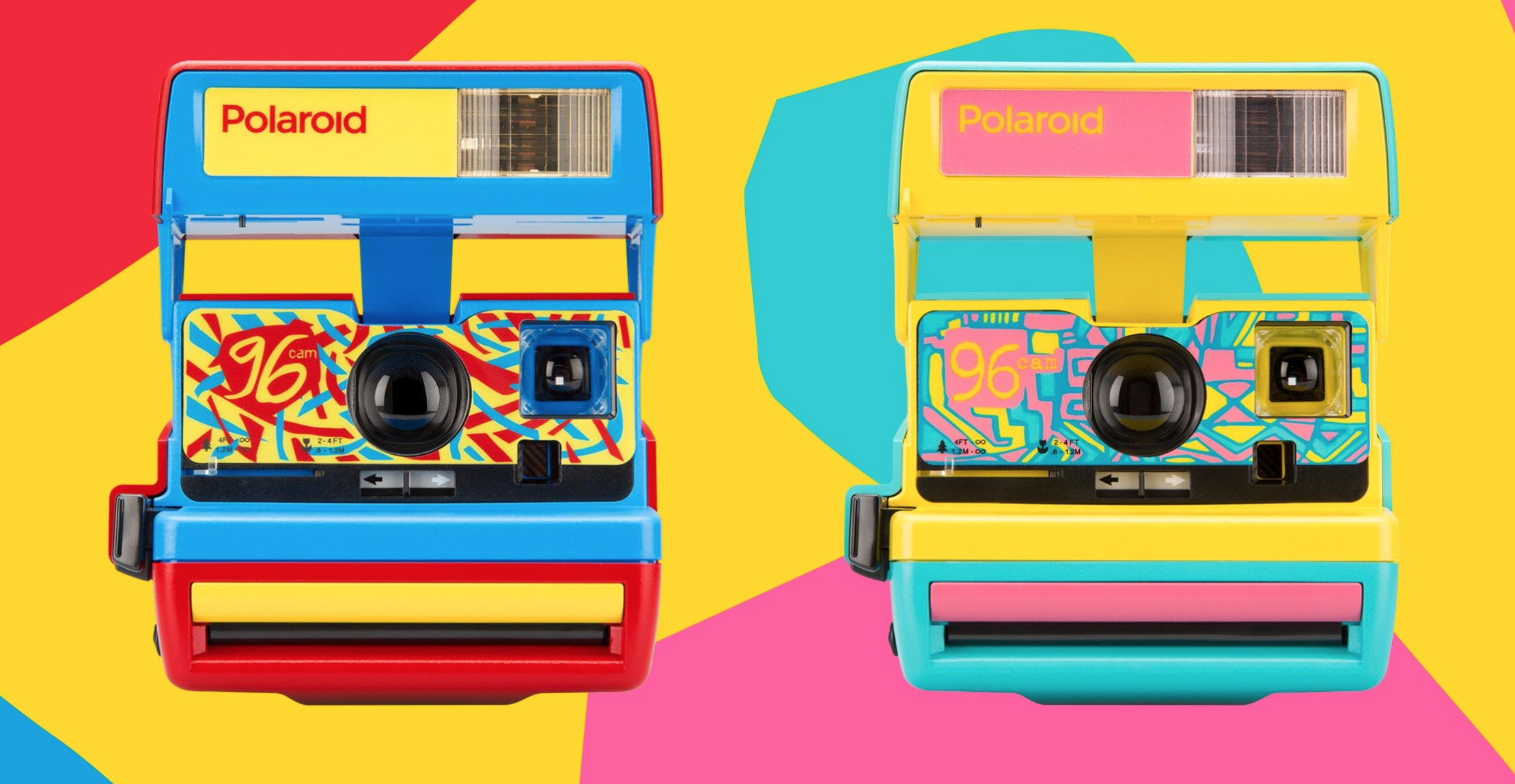 Picture of Polaroid Cameras