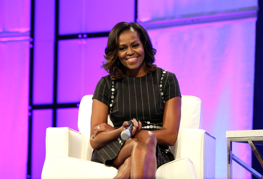 Picture of Michelle Obama President