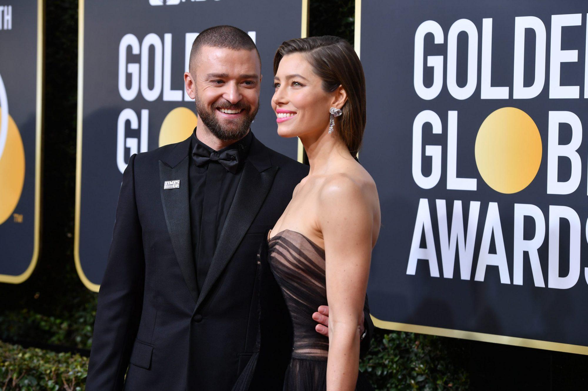 Photo of Justin Timberlake and Jessica Biel