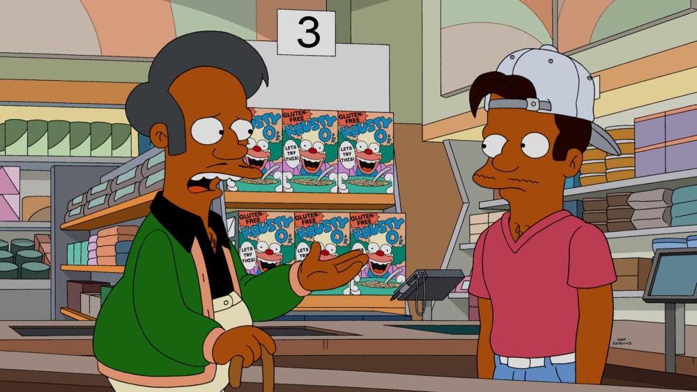 Simpsons Apu