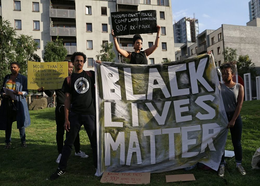 Largest Black Lives Matter Facebook page was run by a white Australian.