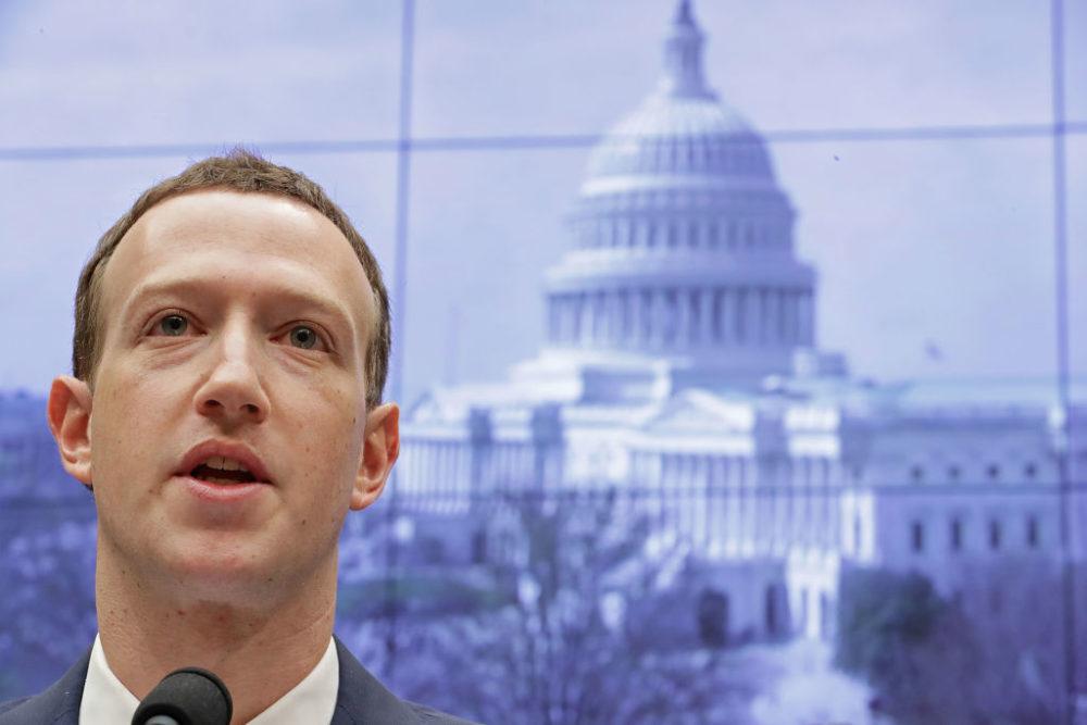 Mark Zuckerberg donations