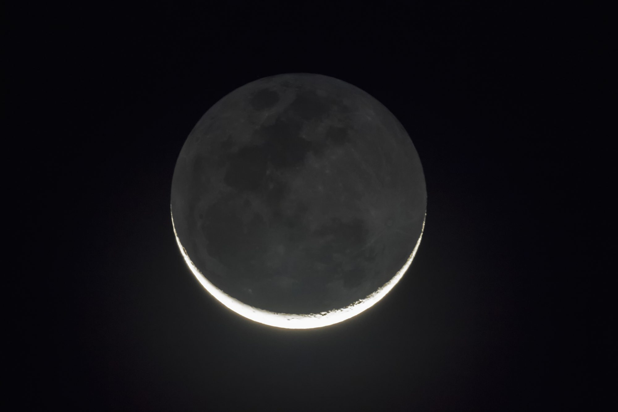 Image of a New Moon
