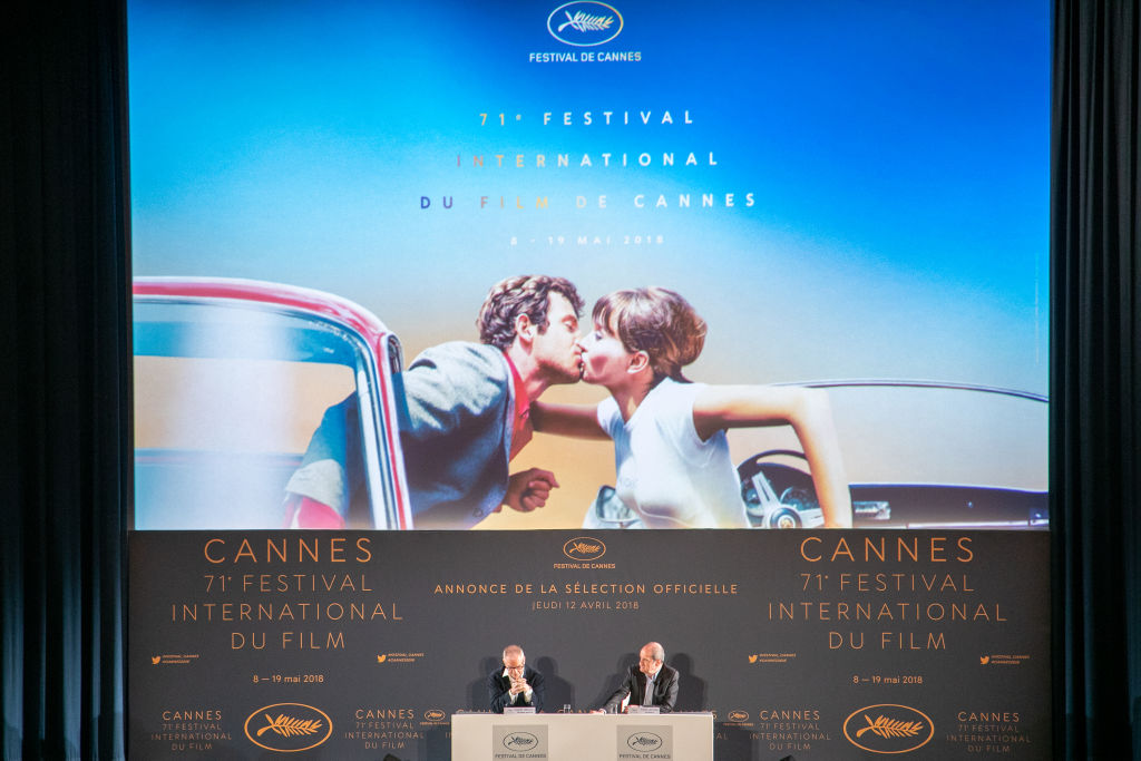 The lineup for the 2018 Cannes Film Festival has been announced.