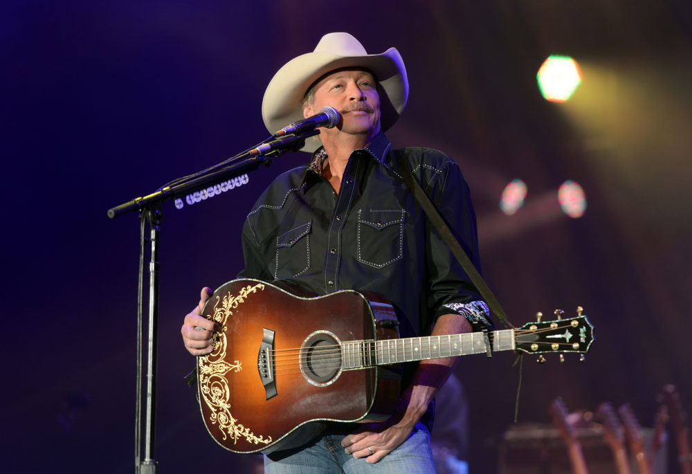 Alan Jackson 2018 ACM Awards