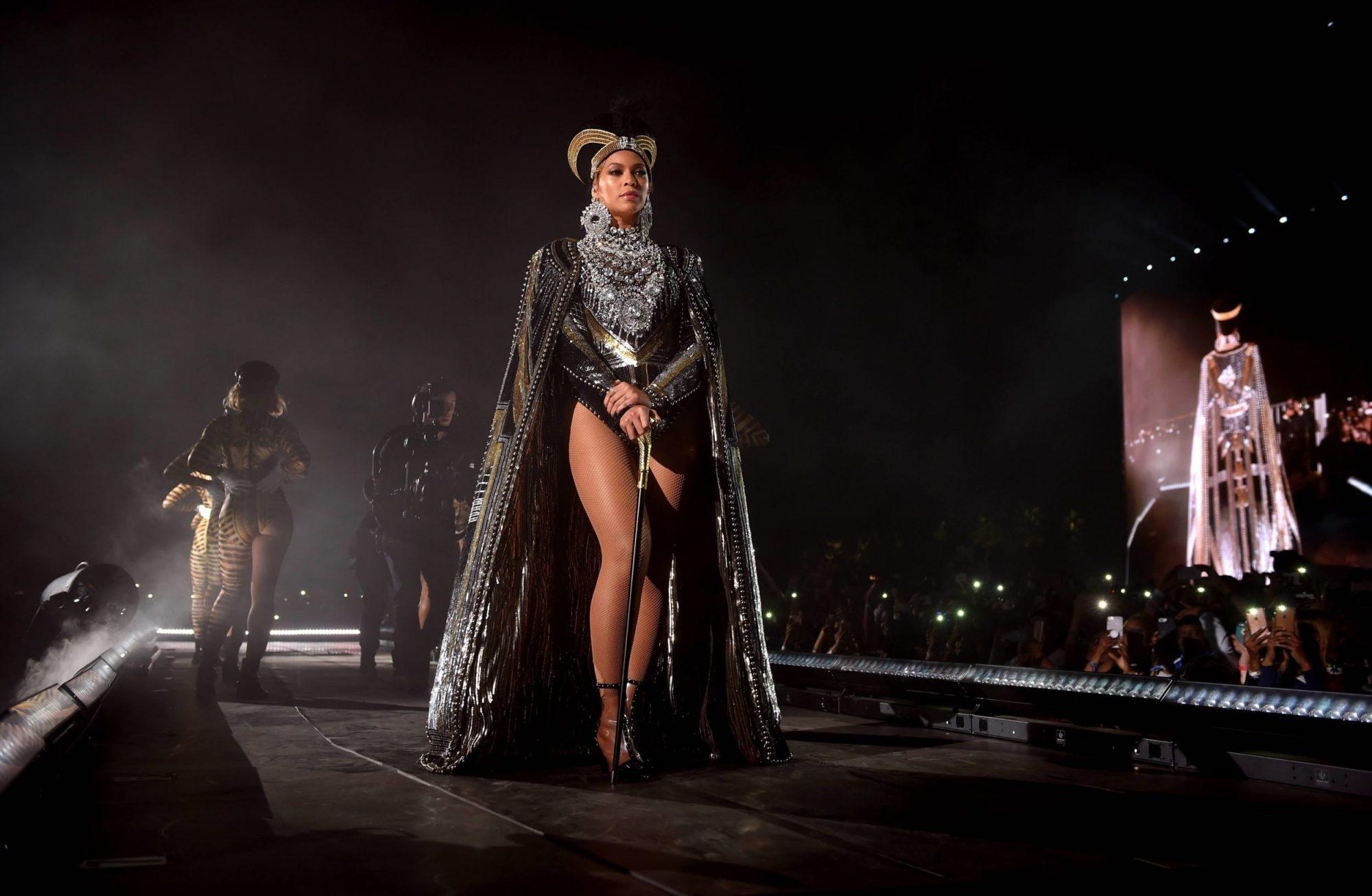 Photo of Beyoncé at Coachella