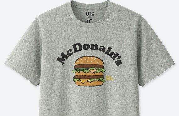 mcdonalds x uniqlo collection