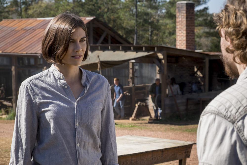 Walking Dead Maggie Lauren Cohan