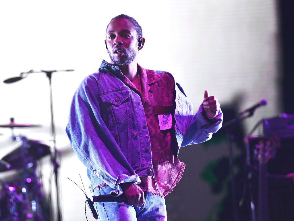 Kendrick Lamar's most popular songs