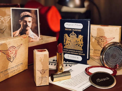 The Besame Cosmetics x Agent Carter collection couldn't be more glam. |  HelloGiggles