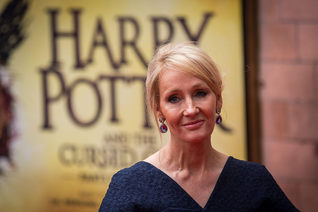 Picture of J.K. Rowling Cursed Child Broadway
