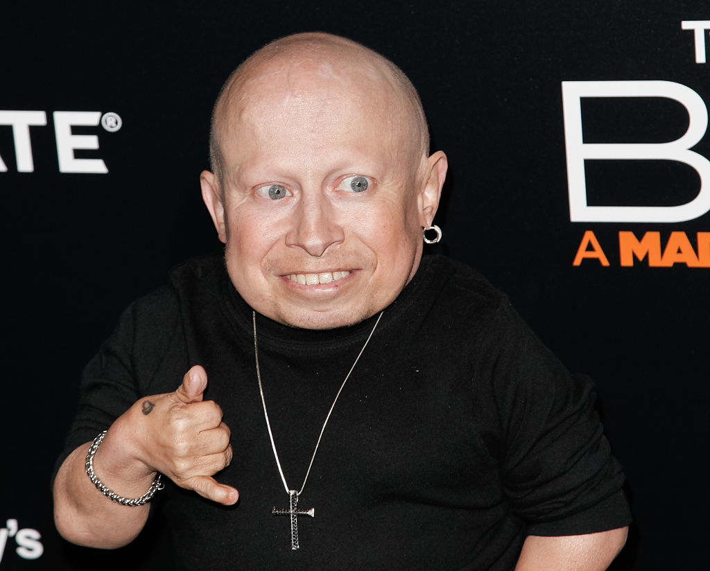 Picture of Verne Troyer Suicide