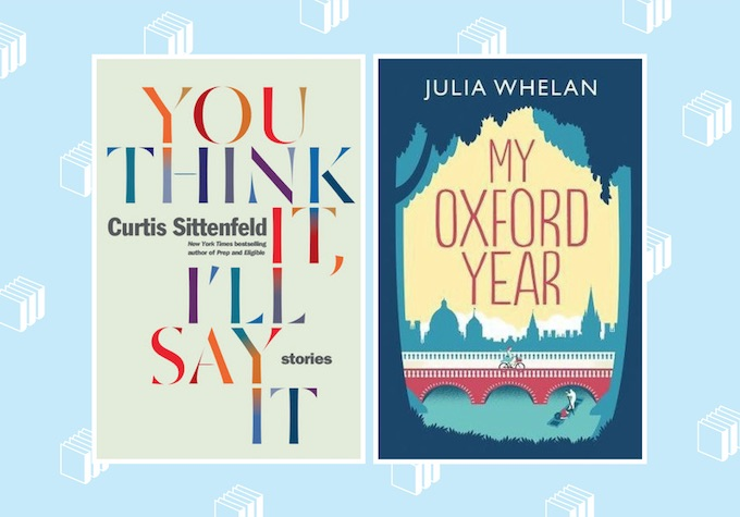 Picture of You Think It I'll Say It My Oxford Year Books Coming Out This Week