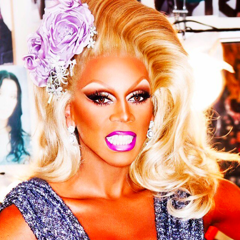 RuPaul x Mally Beauty Collection