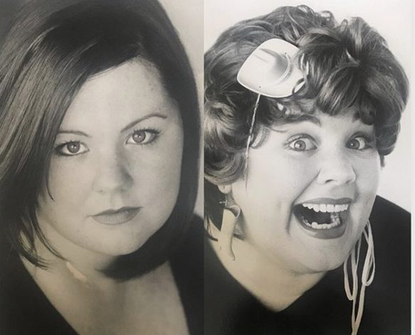 Photo of Old Headshot Day Melissa McCarthy