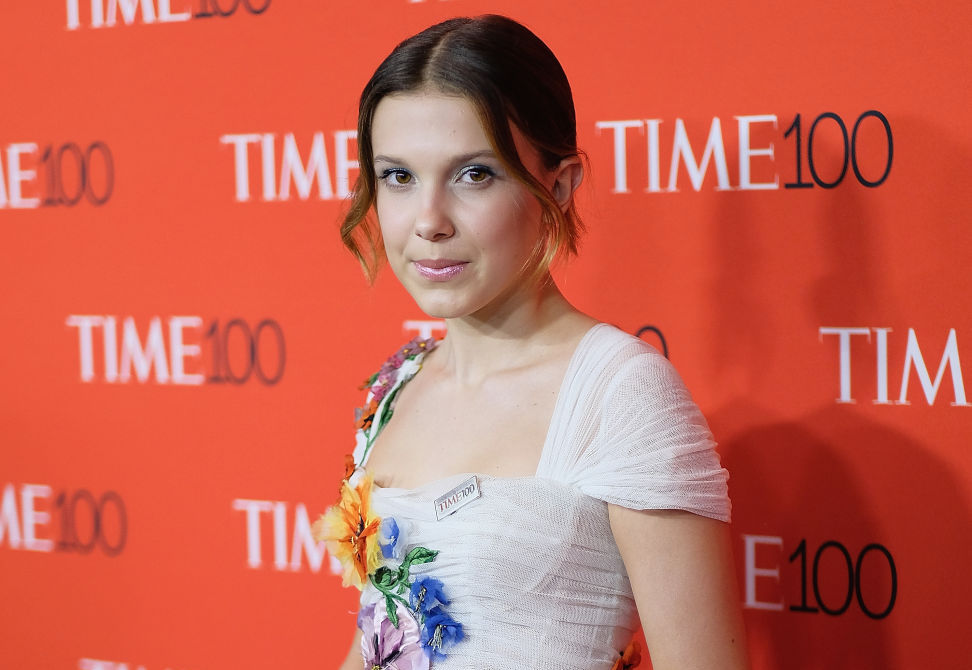 Picture of Millie Bobby Brown Beyoncé