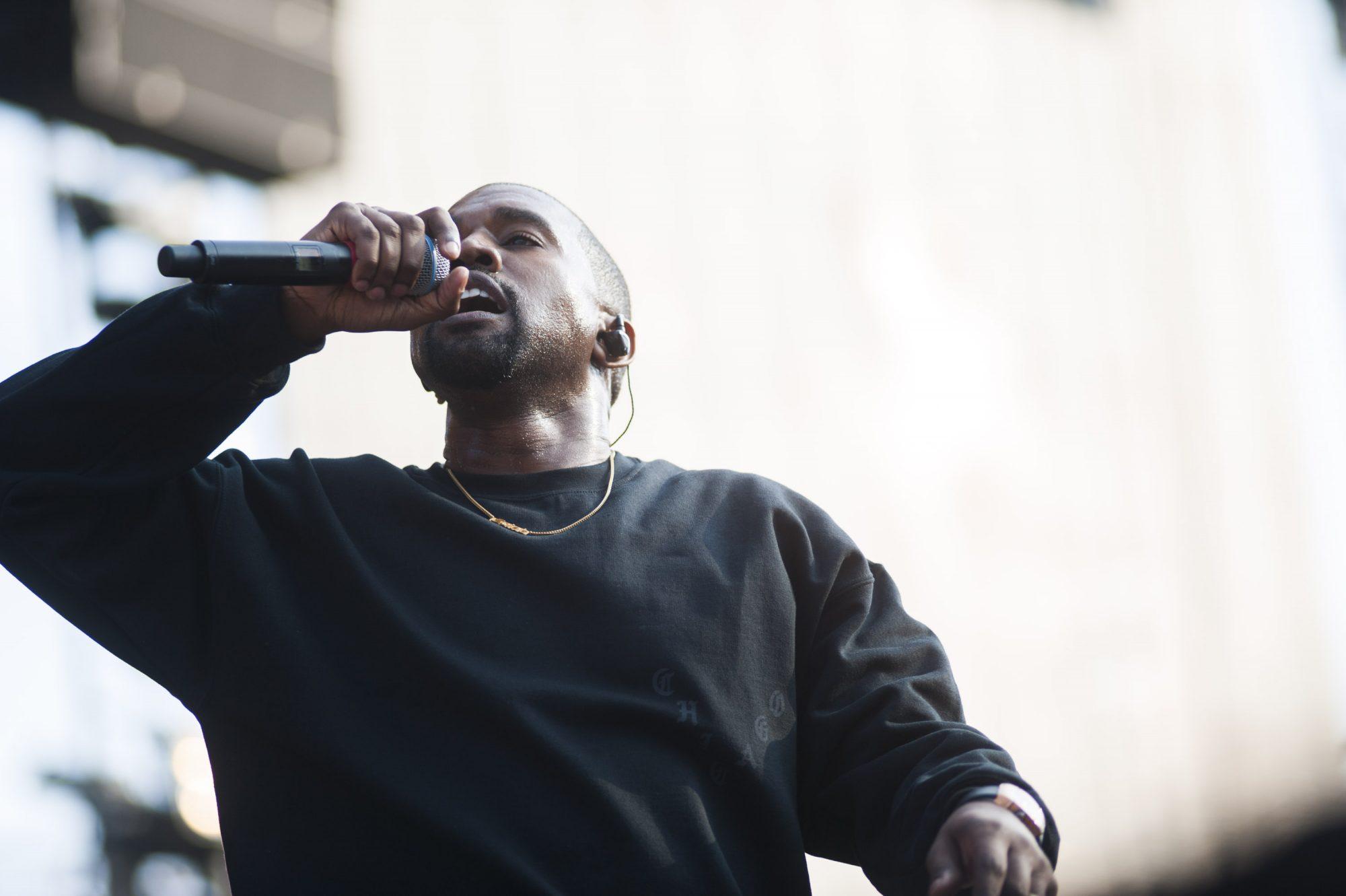 Kanye West #IfSlaveryWereAChoice