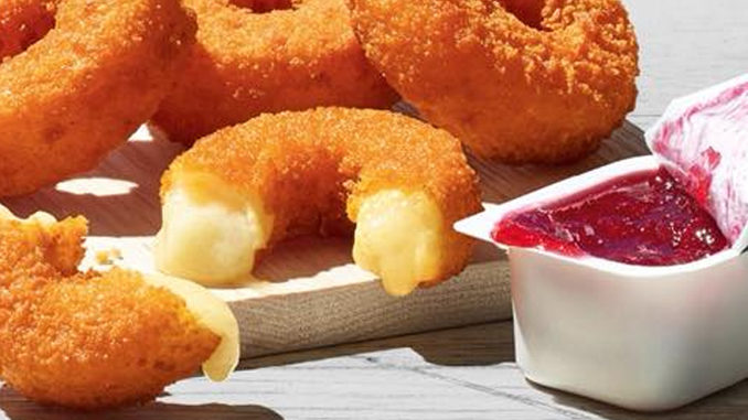 mcdonald's fried cheese donuts