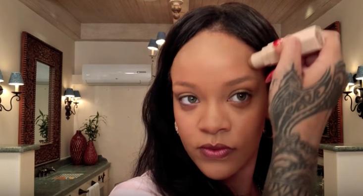 Rihanna countour video
