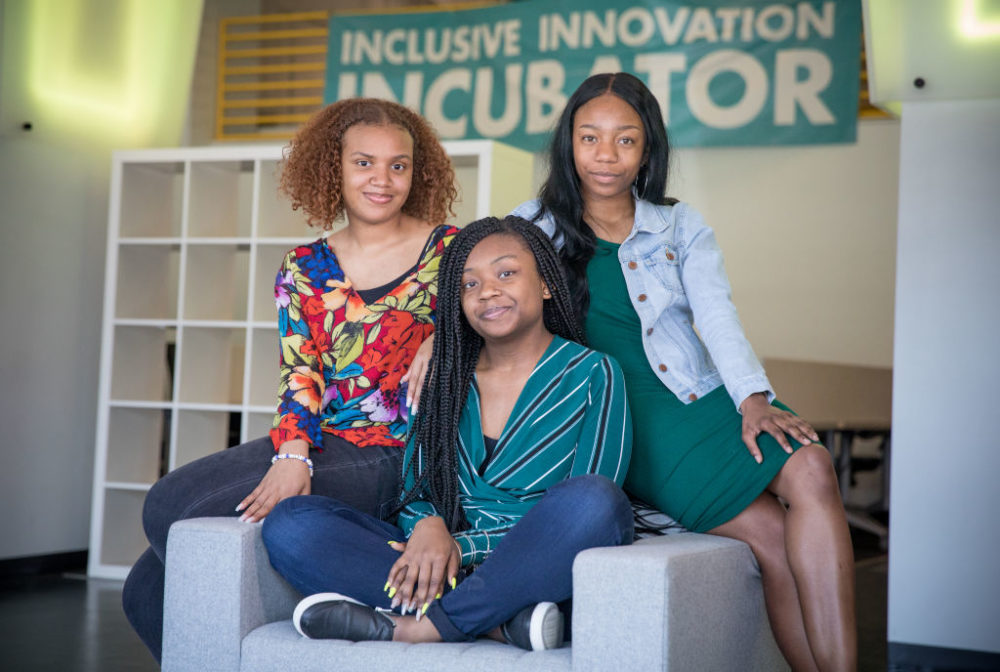 Three black teens were sabotaged in a NASA competition because of their race.
