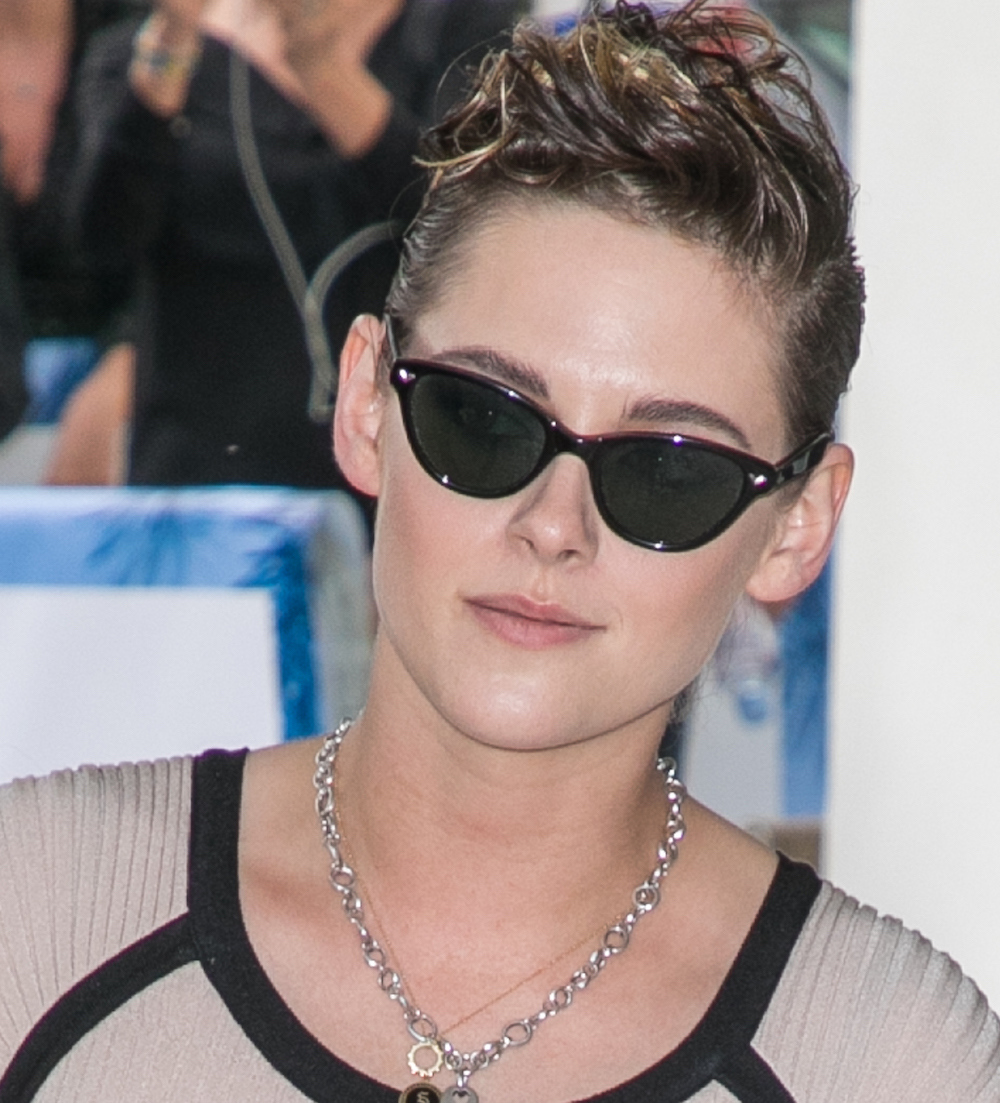 Kristen Stewart Cannes Film Festival Outfit