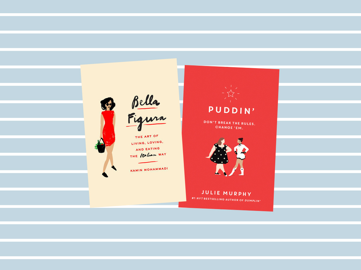 Picture of Bella Figura Puddin' Books Coming Out This Week