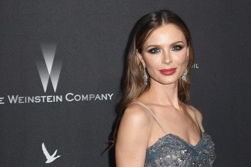 Georgina Chapman breaks her silence about Harvey Weinstein.