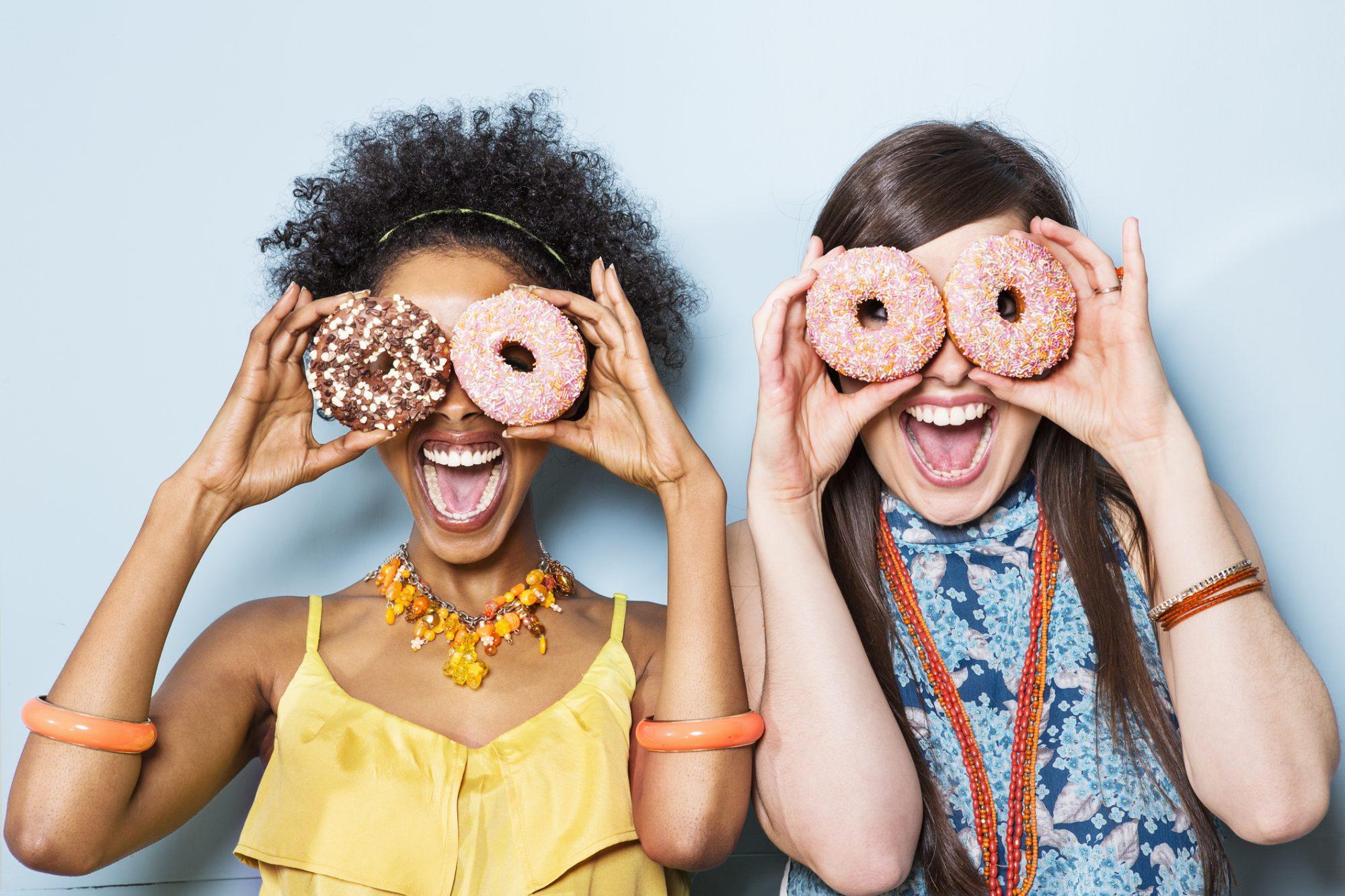 Picture of Pinot Grigio Doughnuts