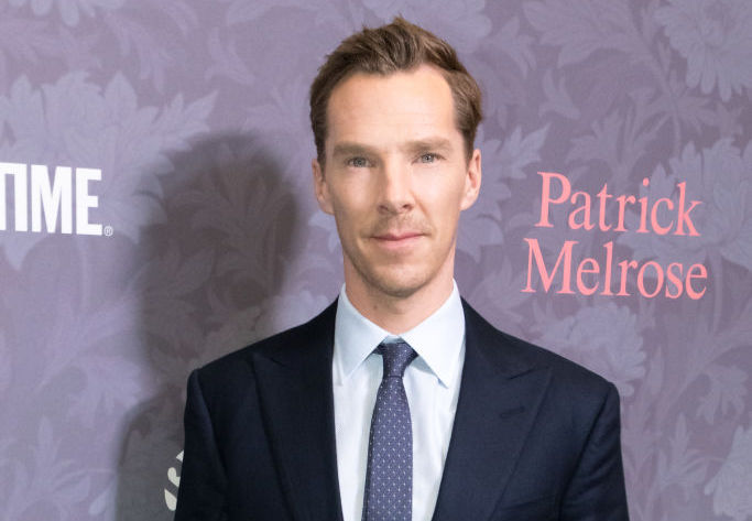 Picture of Benedict Cumberbatch Equal Pay
