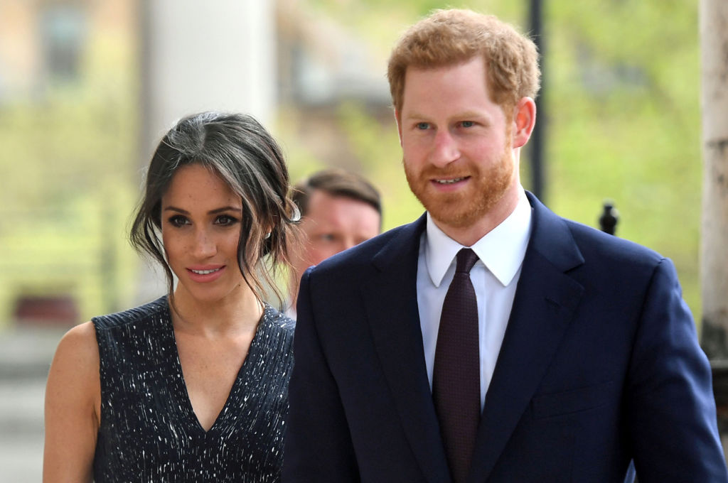 Picture of Royal Wedding Consent Prince Harry Meghan Markle