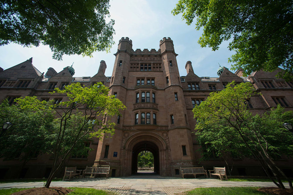 """Yale is under investigation for """"anti-male discrimination"""""""