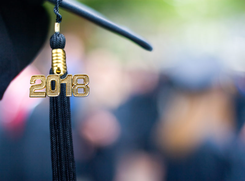 Image of graduation tassel