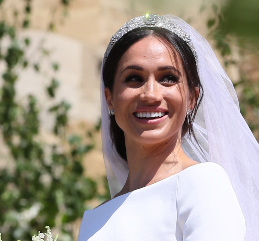 Meghan Markle after the royal wedding