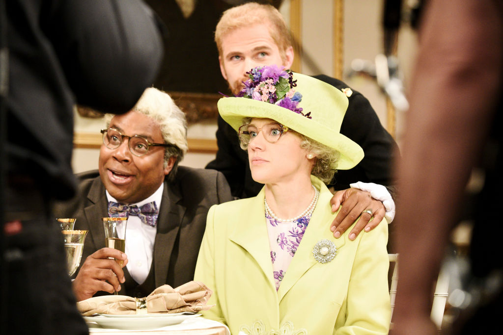 Picture of SNL Royal Wedding Reception