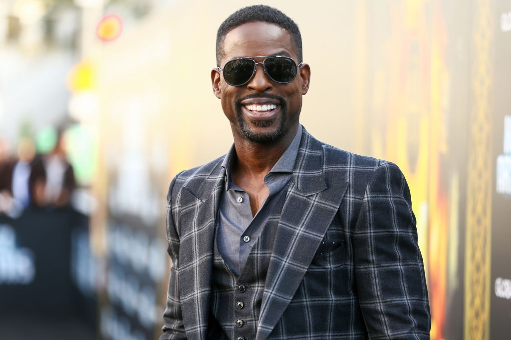 Picture of Sterling K. Brown Twerking