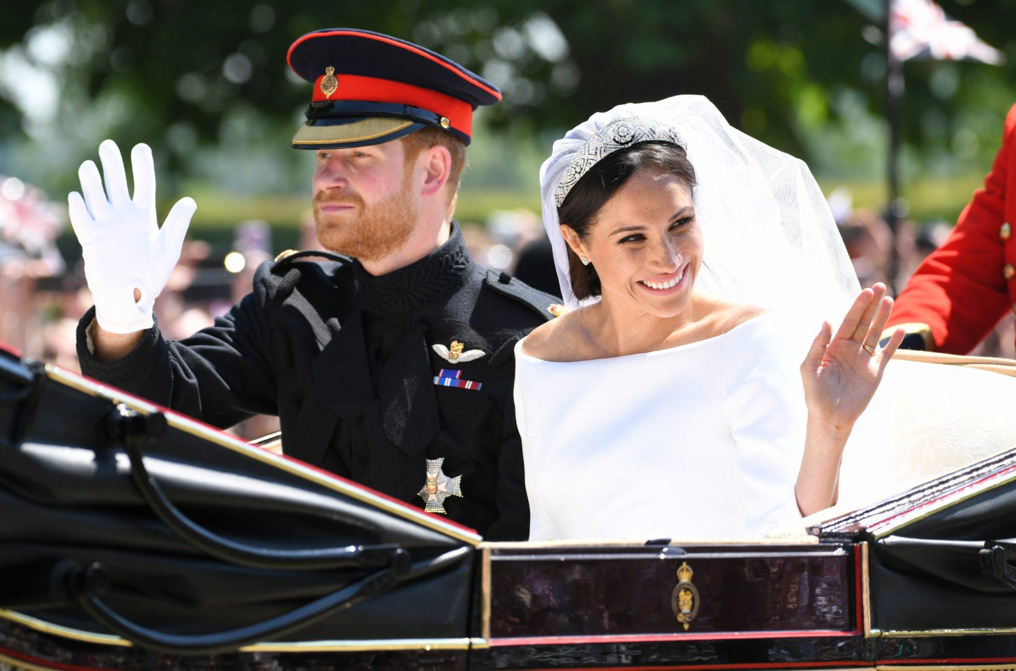 Photo of Prince Harry Meghan Markle Royal Wedding