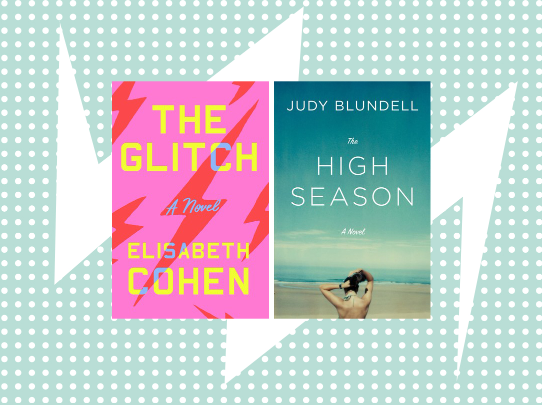 Picture of Books Coming Out This Week The Glitch The High Season Books