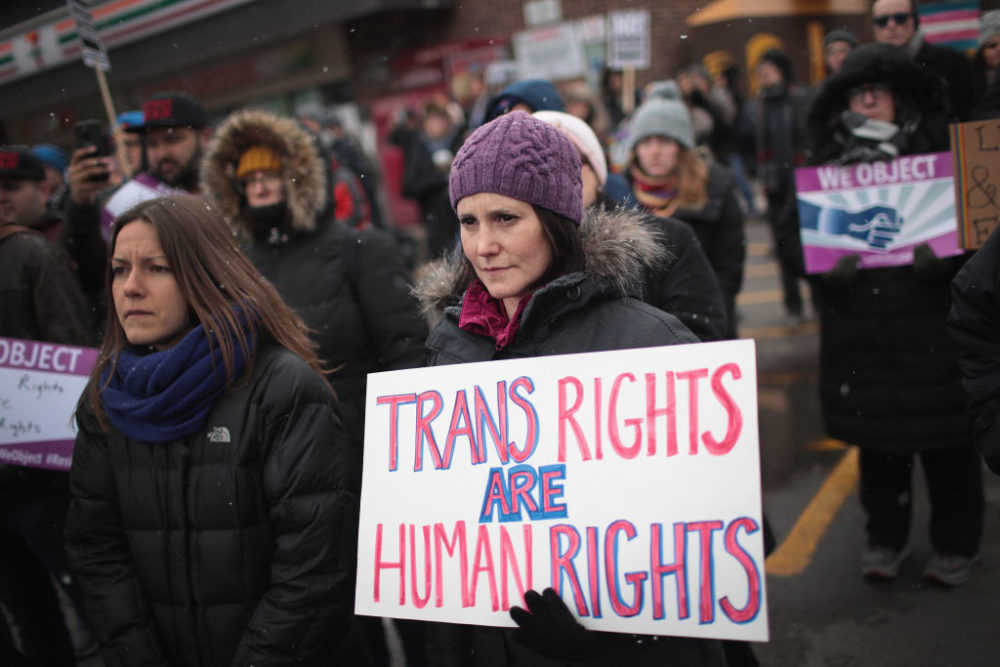 A new study shows that transgender people's brains reflect their gender identity.