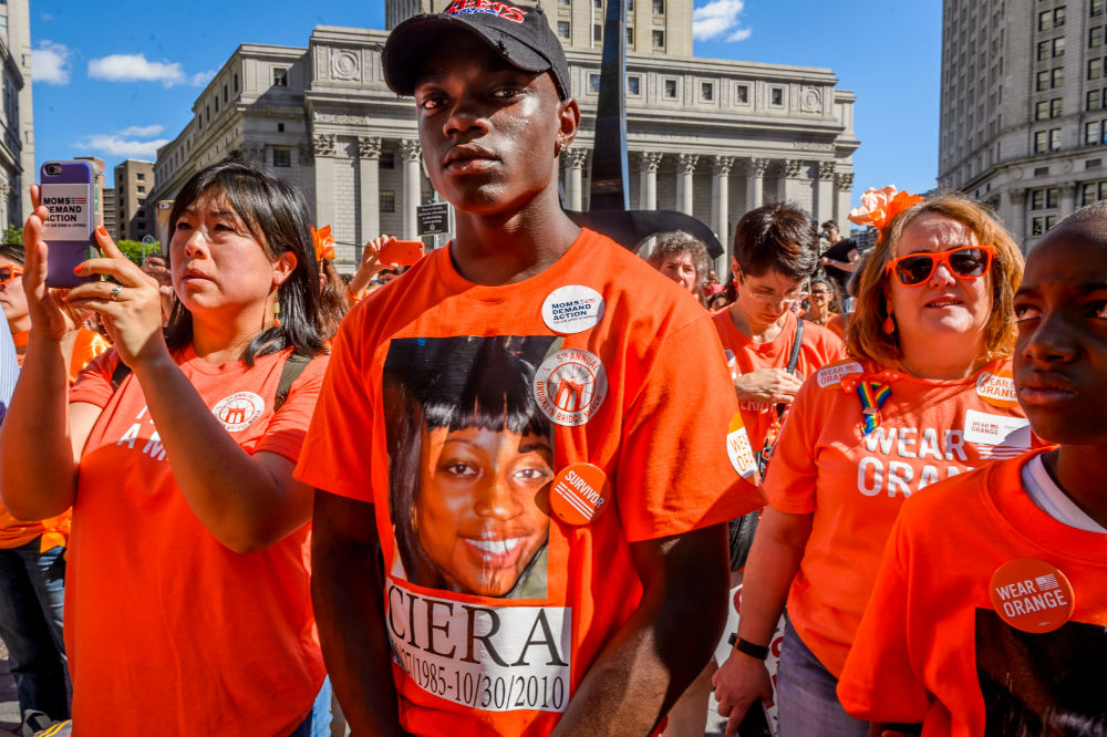 Wear Orange Campaign