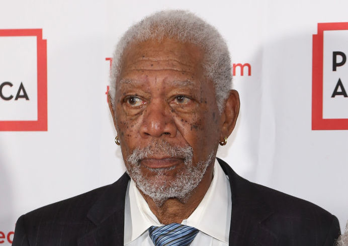 Picture of Morgan Freeman Statement