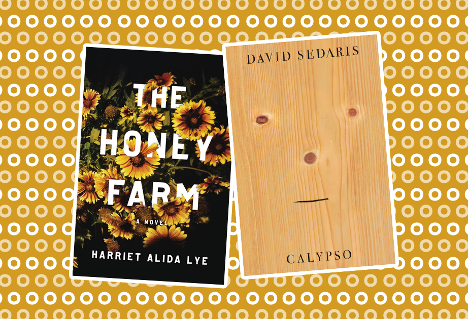 Picture of Books Coming Out This Week The Honey Farm Calypso Books