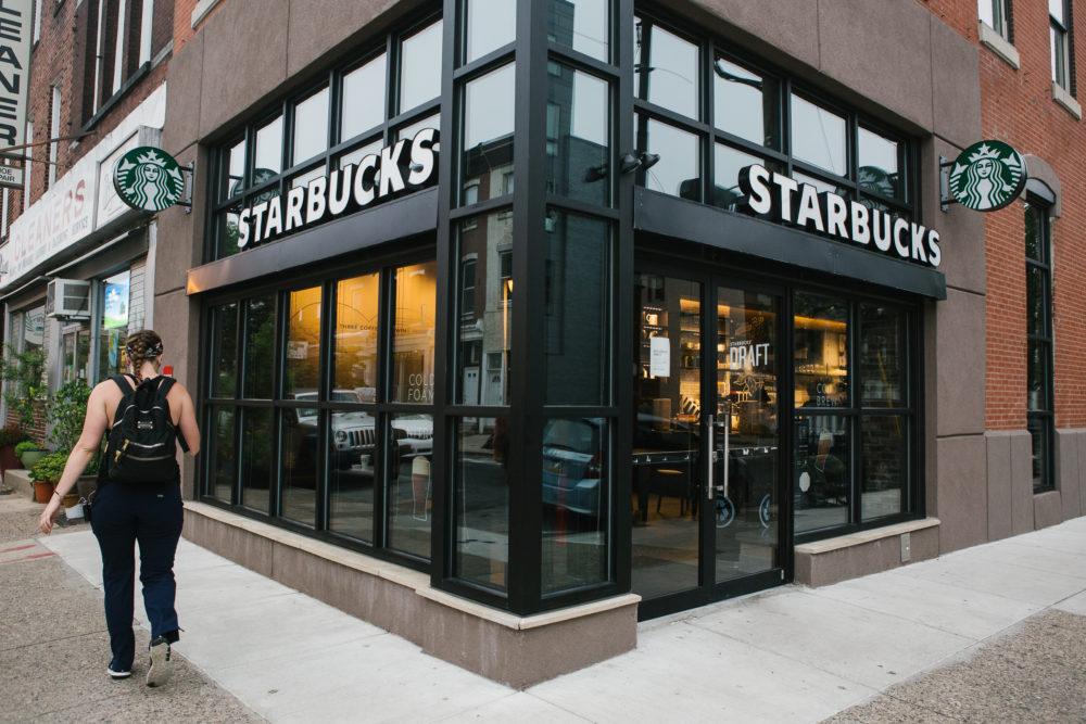 Starbucks anti-bias training will be held today, May 29th.